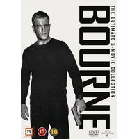 Bourne 1-5 Collection (5DVD) (DVD 2016)