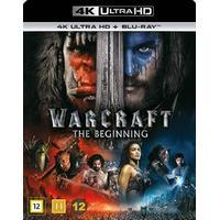 Warcraft - The beginning (4K Ultra HD + Blu-ray) (Unknown 2016)