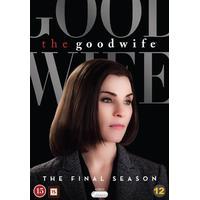 The good wife: Säsong 7 (6DVD) (DVD 2016)
