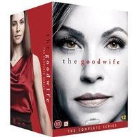 The good wife: Säsong 1-7 Box (42DVD) (DVD 2016)