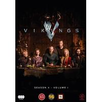 Vikings: Säsong 4 vol 1 (3DVD) (DVD 2016)