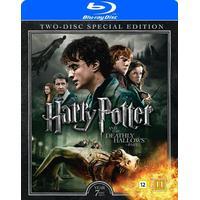 Harry Potter 8 + Dokumentär (2Blu-ray) (Blu-Ray 2016)
