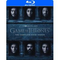 Game of thrones: Säsong 6 (4Blu-ray) (Blu-Ray 2016)
