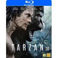 Legenden om Tarzan 3D (Blu-ray 3D + Blu-ray) (3D Blu-Ray 2016)