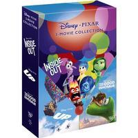 Disney's amazing worlds Box (3DVD) (DVD 2016)