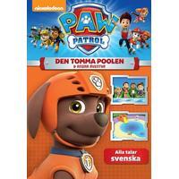 Paw Patrol vol 6: Den tomma poolen (DVD) (DVD 2016)