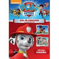 Paw Patrol vol 4: Kul på cirkusen (DVD) (DVD 2016)