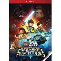 Lego Star Wars: Säsong 1 - Freemaker adventures (2DVD) (DVD 2016)