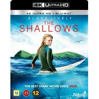 The Shallows (4K Ultra HD + Blu-ray) (Unknown 2016)