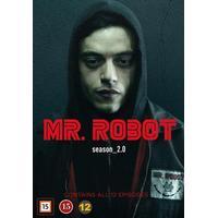 Mr Robot: Säsong 2 (4DVD) (DVD 2017)