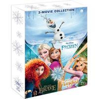 Disney Winter Blu-ray-box 2014 - 3 filmer (3Blu-ray) (Blu-Ray 2014)