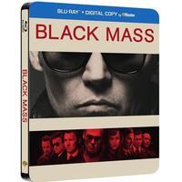 Black Mass: Steelbook (Blu-ray) (Blu-Ray 2015)