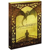 Game of thrones: Säsong 5 (5DVD) (DVD 2015)