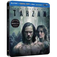 Legenden om Tarzan - Steelbook (Blu-ray) (Blu-Ray 2016)
