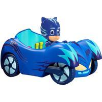Pyjamashjältarna Figur med fordon PJ Masks