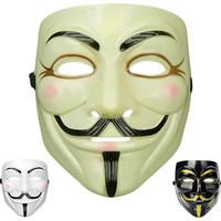 Guy Fawkes-mask | Vendetta-mask