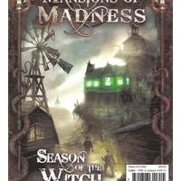 Fantasy Flight Games Mansions of Madness: Season of the Witch