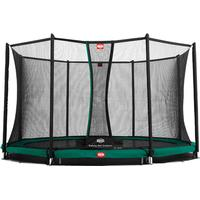 Berg Favorit InGround 430cm + Safety Net Comfort