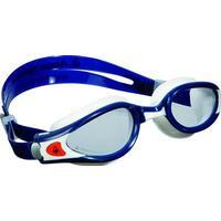 188690 White//Orange Aqua Sphere Kaiman EXO Polarized Lens Swim Goggles