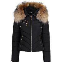 Hollies Chatel Down Jacket Black