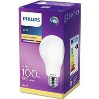 Philips Dimbar LED lampa E27 1521 lm LED lampor |