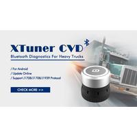 Felkodsläsare Lastbil Xtuner CVD