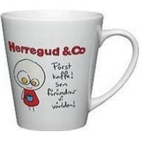 Herregud & Co Kaffemugg (Övrigt format, 2017)