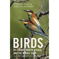 Birds of Europe, North Africa, and the Middle East (Pocket, 2017)