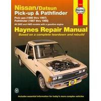 Nissan / Datsun Pickups and Pathfinder (Pocket, 2001)