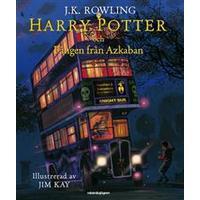 Harry Potter och fången från Azkaban (Inbunden, 2017)