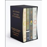 Lord of the rings boxed set (Inbunden, 2014)