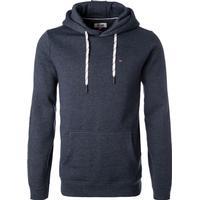 Tommy Hilfiger Denim Men's Pullover Logo Hoodie Navy