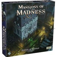 Fantasy Flight Games Mansions of Madness: Second Edition Streets of Arkham