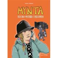 Mynta och den mystiska cykeltjuven (ljudbok/CD+bok) (Ljudbok CD, 2018)