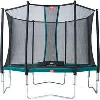 Berg Favorit 380cm + Safety Net Comfort