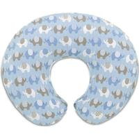 Chicco Boppy Slipcover Blue Elephants