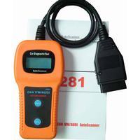 OBD2 CAN VAG Felkodsläsare - Memoscan U281 Bildiagnostikverktyg