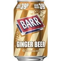 Barr Ginger Beer - 24-pack