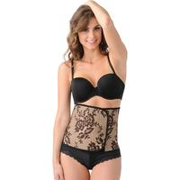 Belly Bandit Couture Tummy Tucker Black Lace Print