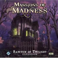 Fantasy Flight Games Mansions of Madness: Second Edition Sanctum of Twilight