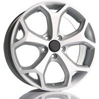 V Wheels Kinect Silver 5 ET 43 CB 65.1