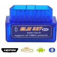 OBD2 Bluetooth Felkodsläsare / Bildiagnostik