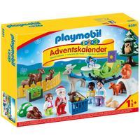 t3112 Playmobil farm set of 2 woods white 3116