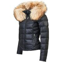 RockandBlue Chill Down Jacket BlackNatural • Se priser (7