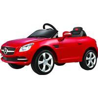 Mercedes Benz SLK Elbil Röd
