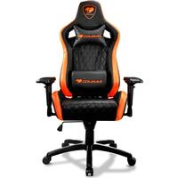 Cougar Armor S Gaming Chair BlackOrange