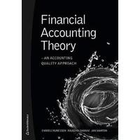 Financial accounting theory: an accounting quality approach