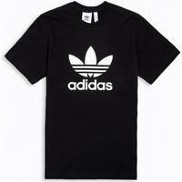 Adidas Trefoil Tee Black