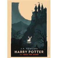 Harry Potter och fången från Azkaban (Inbunden)