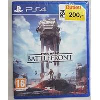 PS4 Star wars Battlefront (Nytt)